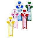式典用品 胸章 中旭光 ピンク 10個セット 【 キャンセル/返品不可 】 【 業務用 】 メイチョー