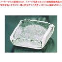 硝子和食器 白雪11 正角深皿(小)