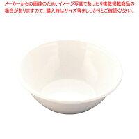 ホーローボール ホワイト 12cm 【メイチョー】