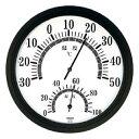 【 業務用 】温湿度計 CR-221W