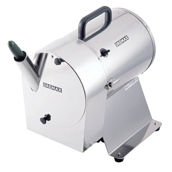 工場用カッター DX-1000 (斜め切り投入口) 30゜ 【厨房館】