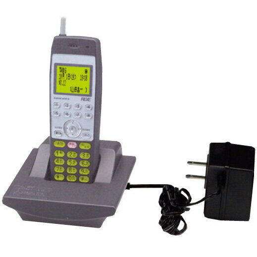 【送料無料】NAKAYO/ナカヨ 8ボタンデジタルコードレス電話機 NYC-8REXE-DCL※ホテル用デジタル交換機 NYC-REXE(リグゼ)