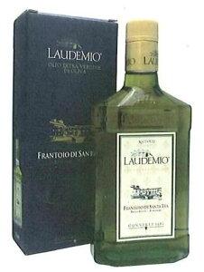 サンタテア ラウデミオ エクストラバージンオリーブオイル 250ml