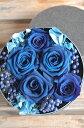 夢叶う・奇跡の花言葉をもつ神秘的な青バラ