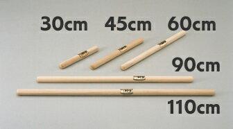 めん棒(シナの木・90センチ) ◆木工職人の手作り 安心商品◆