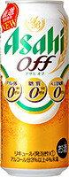 アサヒオフ500缶 1ケース24本入り アサヒビール