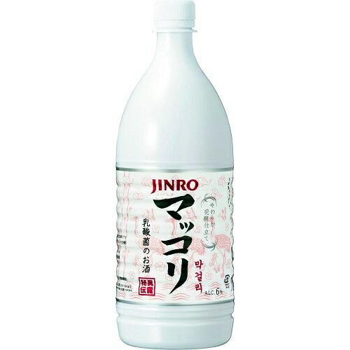 JINROマッコリ 1000mlペット JINROジャパン