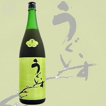 ≪梅酒≫ 特撰梅酒 庭のうぐいす うぐいすとまり 鶯とろ 720ml :おうとろ