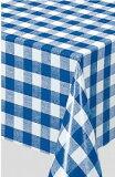 テーブルクロスの切売販売はじめました!!◇切売りテーブルクロス MG-6127 ブルー【手数料200〜】 ■ 11 5200100161