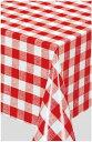 ◇反売りテーブルクロス 120cmx30m巻き MG-6127 レッド【運動会】【学園祭】【文化祭】【バザー】【211272】 ■