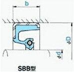 NOK オイルシール SBB33037020 (AB5746A0) SBB型
