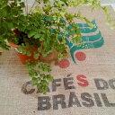 麻袋 コーヒー豆 ブラジル産 ドンゴロスいろいろ絵柄 選べます!1枚(70x100cm)