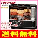トヨトミ:石油ストーブ/RC-W36F-B ブラック
