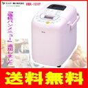 エムケー:自動ホームベーカリーふっくらパン屋さん(1斤)ピンク/HBK-101P