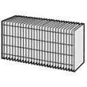 シャープ部品:加湿フィルター/HV-FY3加湿器用〔110g...