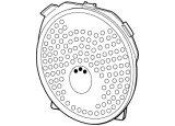 象印部品:内ぶたセット/C95-6B炊飯ジャー用