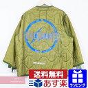 OAMC(Over All Master Cloth)×Fragment design 2020SS Liner Green オーエーエムシー×フラグメント ライナーグリーン キルティングジャケット Peacemaker ピースメーカー カーキオリーブ サイズS【200227】【me04】