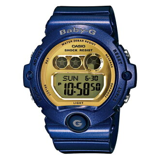 Casual watch BG-6900-2JF for the woman that CASIOBaby-G is active