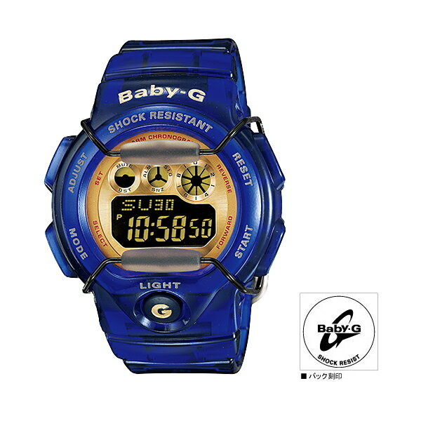 CASIO Casio baby-g Jelly Marine Series Jerry marine series BG1005A2JF