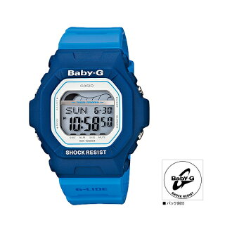 CASIO Casio baby-g G-LIDE ( G ride ) tide graph with BLX56002JF