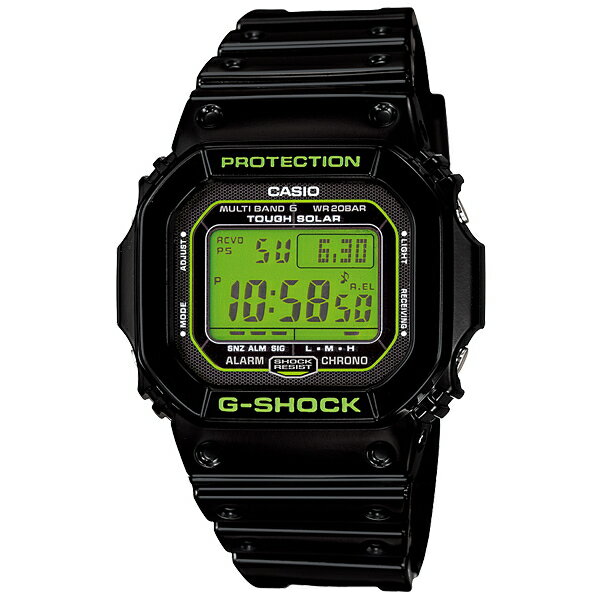CASIO Casio g-shock THE G MultiBand6 GW-M5610B-1JF