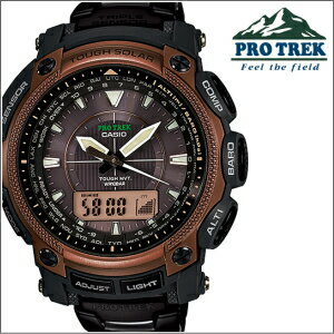 CASIO Casio PROTREK (protrek) analogue / デジタルコンビネーション model PRW-5050YT-5JF