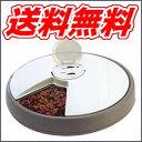 自動給餌器 PET DISH PD-06☆6食分対応のペット用・自動給餌器