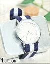 楽天MENZ-STYLE メンズスタイル腕時計 メンズ 時計 カジュアル ボーダー 小物 ネイビー 春 春物 春夏 メンズスタイル menz-style