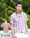 シャツ メンズ チェックシャツ カジュアルシャツ チェック 春 夏 メンズファッション