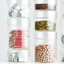 KINTO キントー SCHALE シャーレ ガラスケース M キャニスター 耐熱ガラス 保存瓶 容器 蓋付き キッチン 雑貨 フラワーベース 花器 テラリウム インテリア ディスプレイ おしゃれ シンプル 電子レンジOK 食器洗浄機OK 小物 植物 透明 クリア