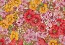 LIBERTYリバティプリント 国産タナローン生地(エターナル)<Gloria Flowers>(グロリアフラワーズ)DC10480WE リバティ 生地