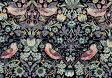 LIBERTYリバティプリント・つや消しラミネート(ビニールコーティング生地)<StrawberryThief>(ストロベリー・スィーフ)MATLAMI3635061LE リバティ ラミネート 生地