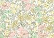 LIBERTYリバティプリント・つや消しラミネート(ビニールコーティング生地)<Poppy&Daisy>(ポピー&デイジー)MATLAMI3632104LBE