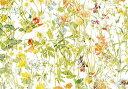 LIBERTYリバティプリント・国産タナローン生地<Wild Flowers>(ワイルド・フラワーズ)3634251-J15B リバティ 生地