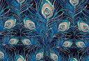 LIBERTYリバティプリント・国産つや消しラミネート(ビニールコーティング生地)<Juno Feather>(ジュノー・フェザー)MATLAMI2349011ZE