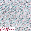 Cath Kidston キャスキッドソン 生地 コットンファブリック<Climbing Blossom Blush>(クライミングブロッサム ブラッシュ)CLIMBING-B..