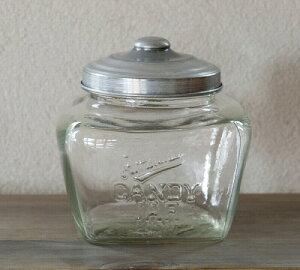アクシス ホームステッド デザイン キャンディ アンティーク クッキー ガラス瓶