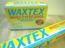 WAXTEX ワックスペーパー パラフィン グラシン紙〔袋タイプ/ロールタイプ〕【10P14jun10】