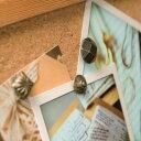 プッシュピン 全8種類 アンティーク風 画鋲 ピン 画鋲・ピン プッシュピン 押しピン インテリア デザイン おしゃれ 文房具