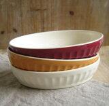 【あす楽対応】 スタジオエム(スタジオM) グラタン皿 全4色