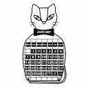 【送料無料】万年カレンダー ねこ ブラック azi-azi アジアジ アンティーク風 壁掛け インテリア雑貨 キューブカレンダー ねこ ブラック 黒猫 カレンダー ネコ cat キャット