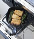トウジキトンヤ グリルプレート 80481 TOJIKI TONYA日本製 魚焼き グリル オーブン 直火