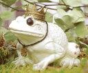 トード ガーデンオーナメント L かえる カエル フロッグ FROG ガーデンマスコット ガーデニング 置き物 オブジェ オーナメント 動物