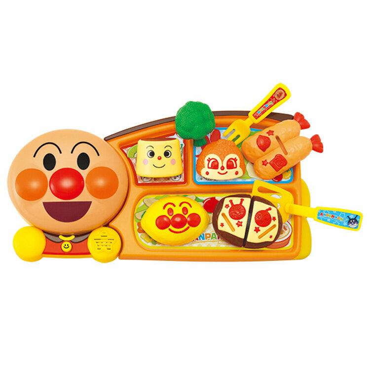 アンパンマン ホットプレートでジュージュー!できたておこさまランチ あんぱんまん ごっこ遊び なりきり ままごと 食事 料理 プレゼント 誕生日 キッズ 女の子 男の子 ギフト (代引きOK)