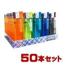 【TTS】50本セット CRシェリー5 プッシュ式電子ライタ...