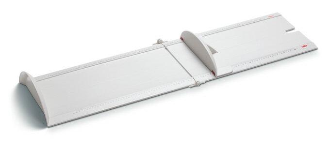 seca 417 折りたたみ式ベビーボード 乳児身長計 使用範囲10〜100cm サイズW1110xH115xD333mm 1枚 seca
