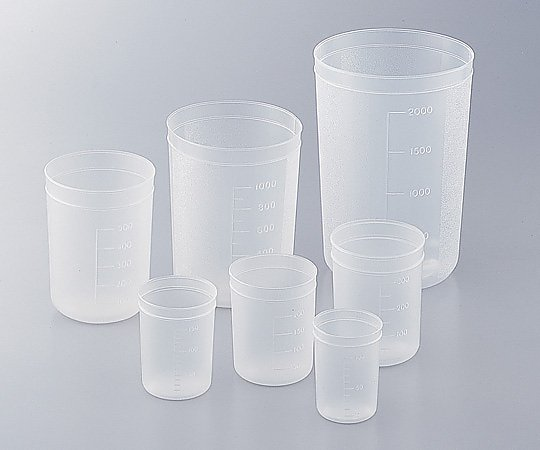 ディスポカップ(ブロー成形) 100mL 1個【条件付返品可】