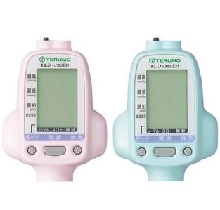 【送料無料】電子血圧計 エレマーノ ピンク ES-H55P テルモ