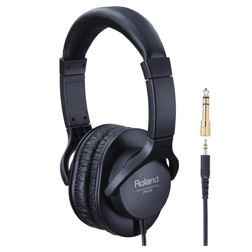 Roland:レッスン用ヘッドフォン:RH-5ローランド電子楽器用ヘッドホン店頭受取対応商品