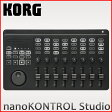 在庫あり【送料無料】KORG ワイヤレス フィジカルMIDIコントローラー nanoKONTROL Studio / コルグ ナノコントロールスタジオ
